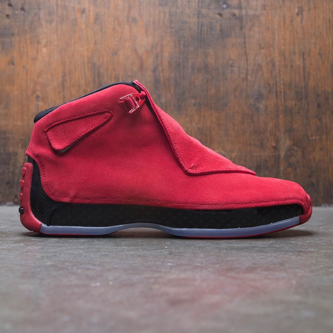 new styles f2e84 ddc0a jordan men air jordan 18 retro red gym red black