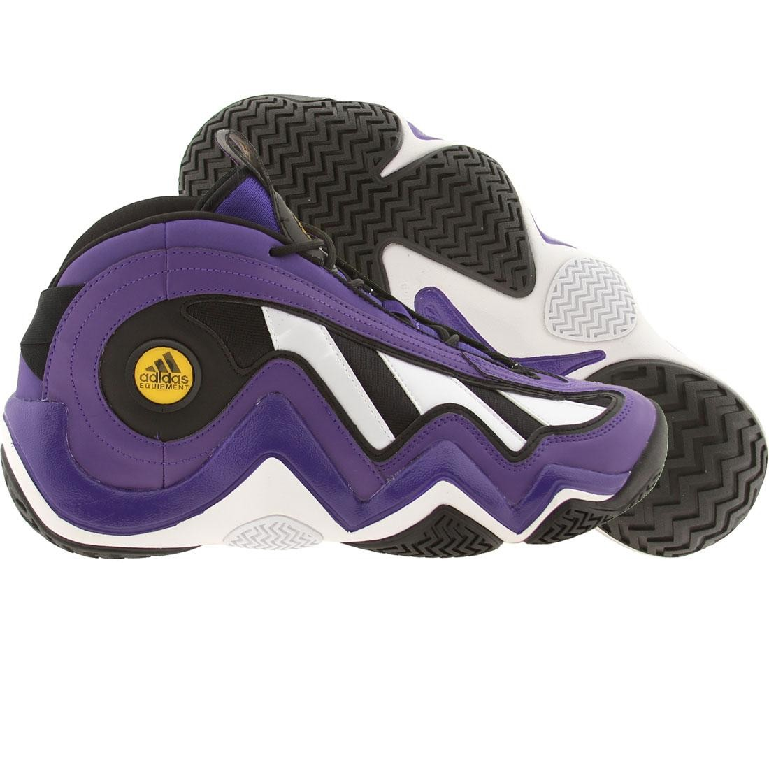 a639308ea49240 Adidas Men Crazy 97 EQT Elevation Kobe Bryant 1997 Slam Dunk Contest purple