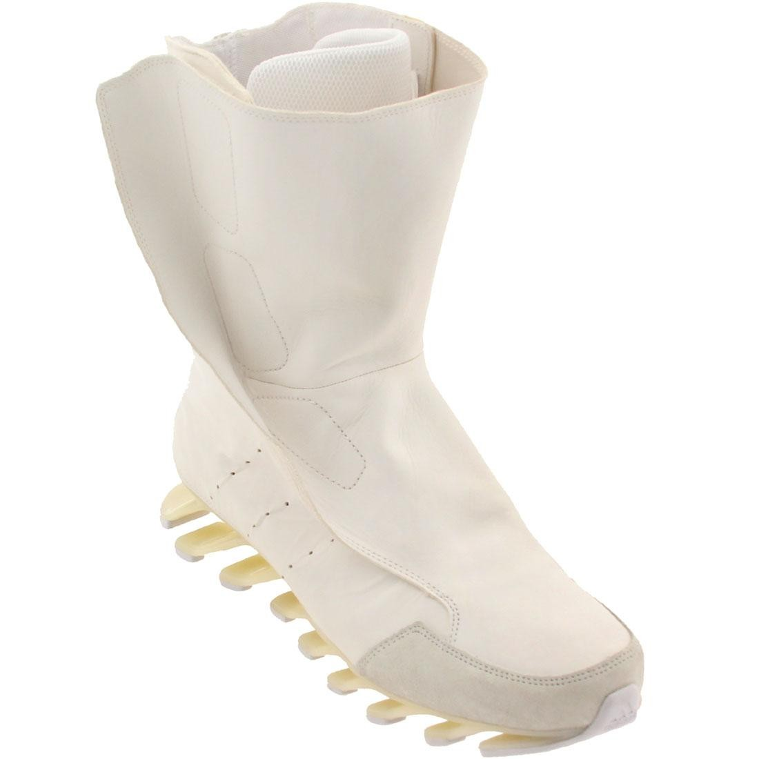 best loved 7ec39 c76b3 Adidas x Rick Owens Men Springblade High Boots (white / white / white)