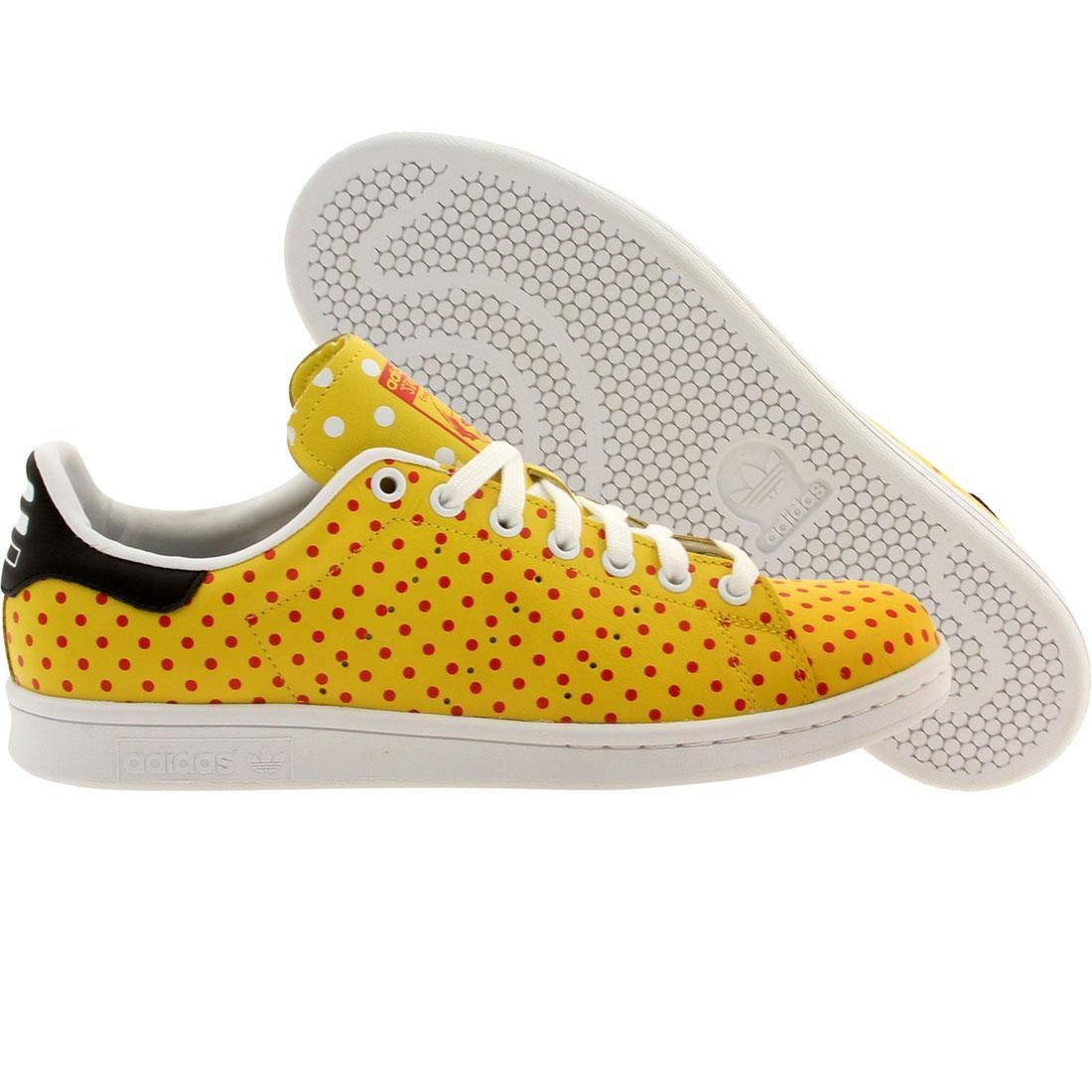 Adidas X Pharrell Williams Uomini Stan Smith (Polka Dot Pack