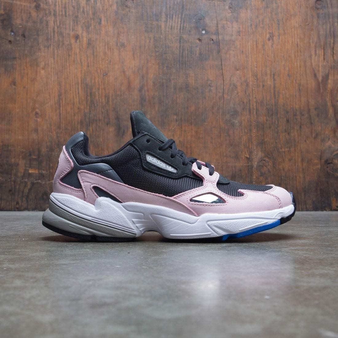 Adidas Women Falcon W Black Core Black Light Pink