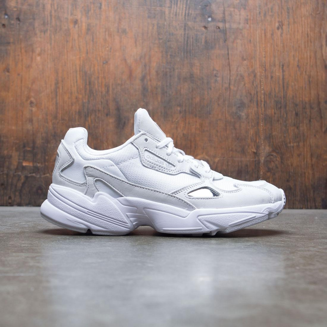 82ba29c5a3b Adidas Women Falcon W white crystal white