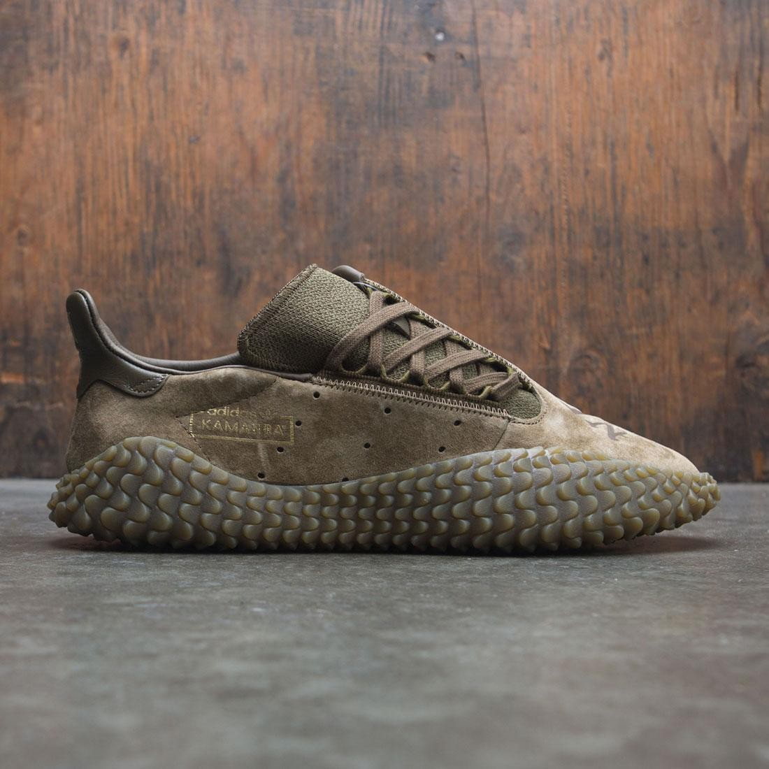 385bc78dc19d2c Adidas x Neighborhood Men Kamanda 01 NBHD olive trace olive
