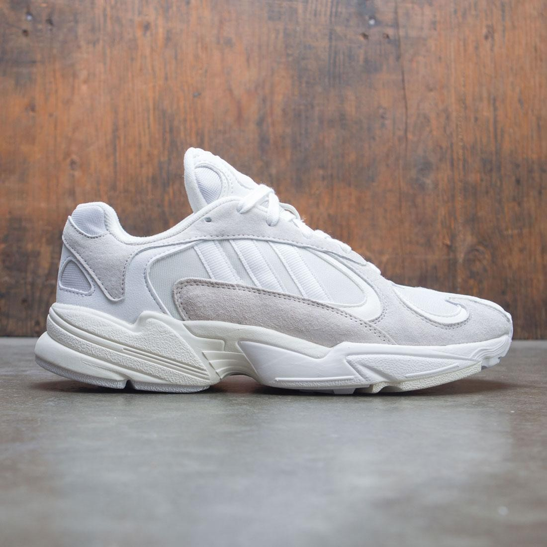 Adidas Men Yung-1 white cloud white footwear white 4692fa4c29d