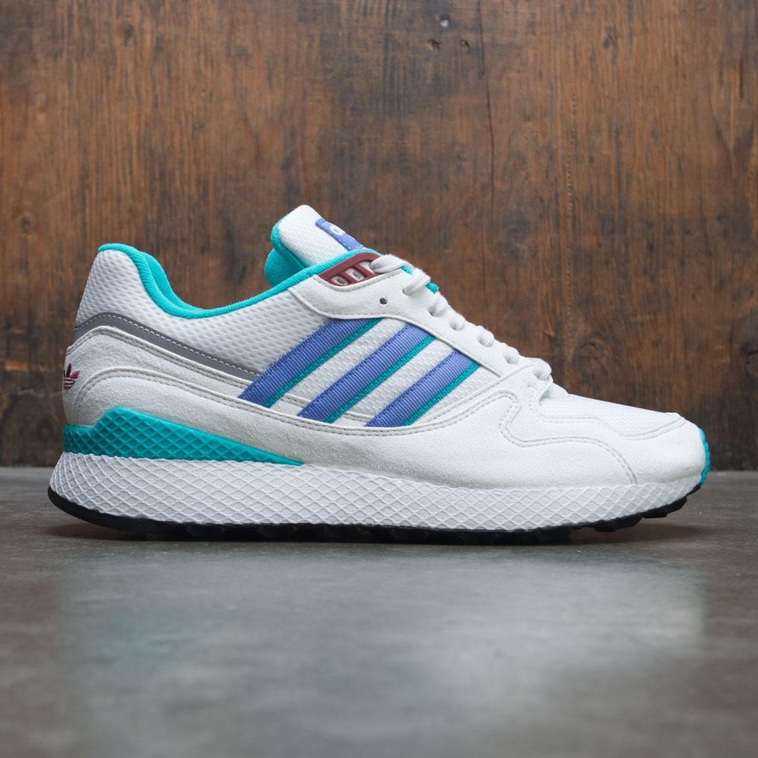 Adidas Men Ultra Tech (white / crystal white / real lilac / core black)