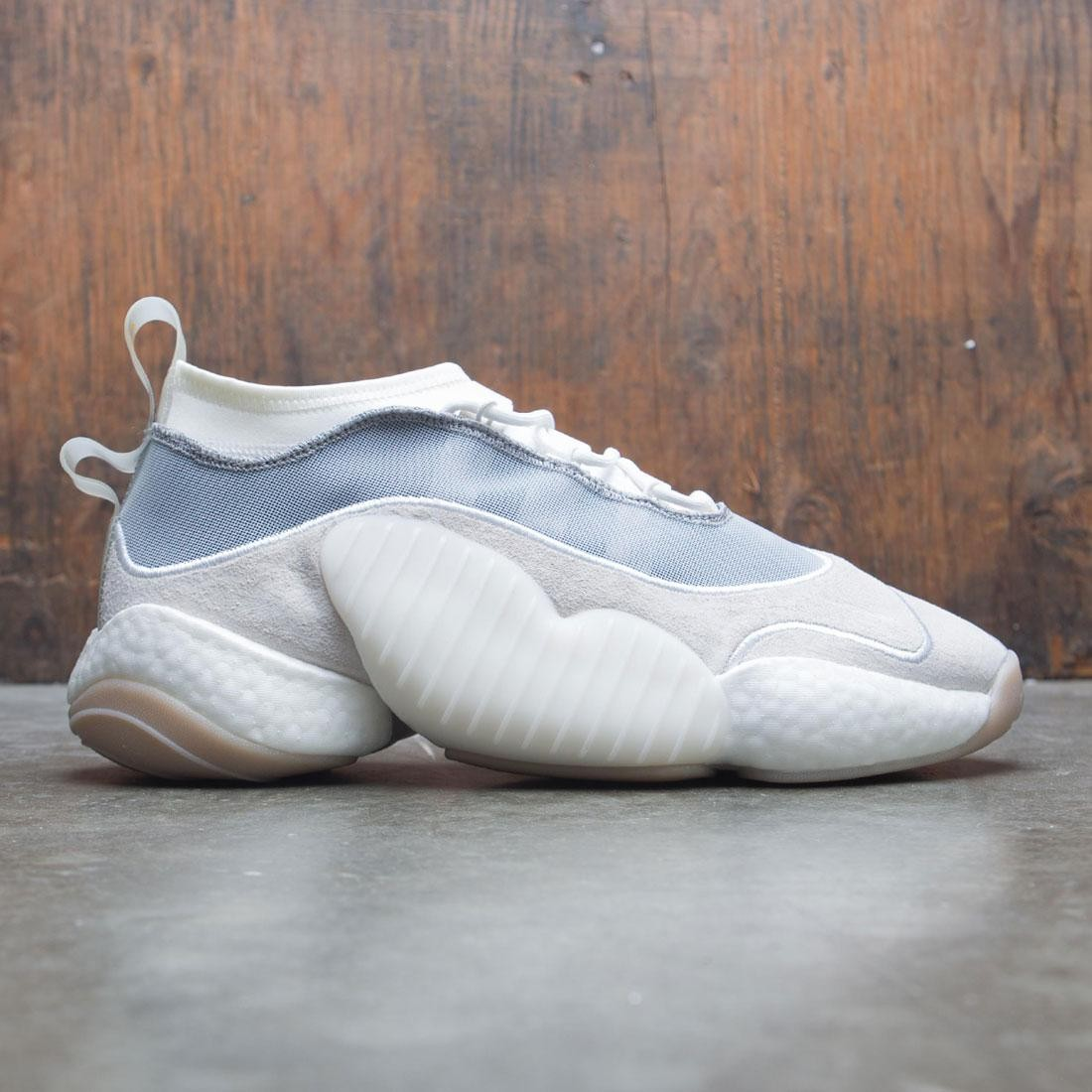 f110dd73b34 Adidas x Bristol Studio Men Crazy BYW LVL II white cloud white collegiate  navy