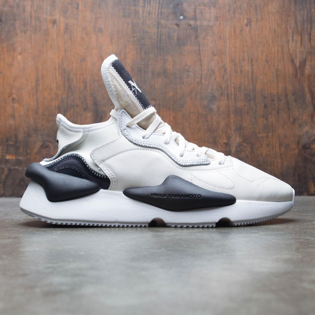 Adidas Y-3 Men Kaiwa (white / footwear white / black)