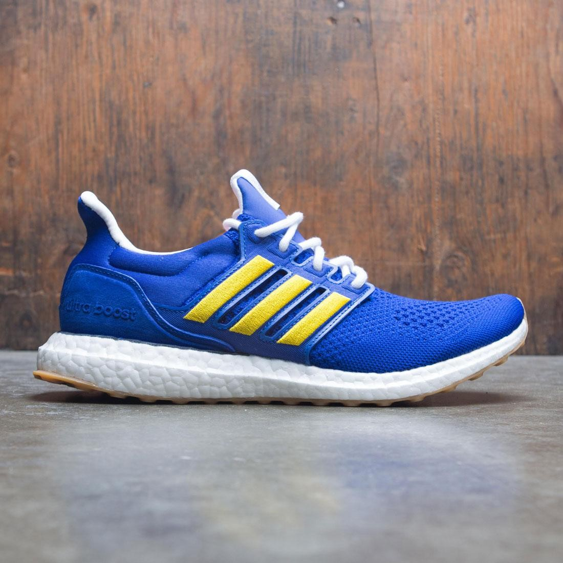 1b655f356 Adidas Consortium x Engineered Garments Men UltraBOOST blue bold blue red  wonder glow