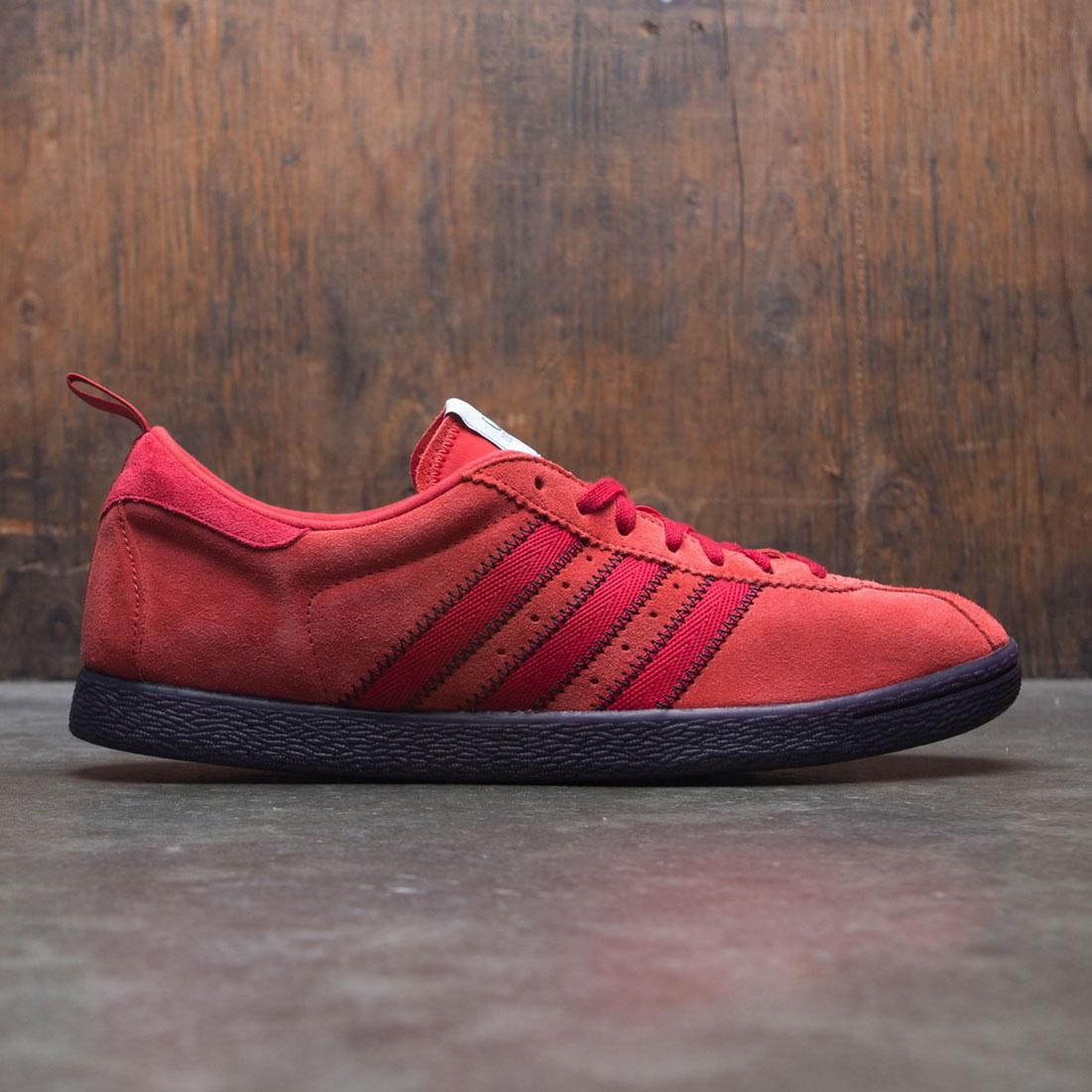 buy online 51f4d 9f2e4 Adidas x C.P. Company Men Tobacco (red / st brick / red night / surf red)