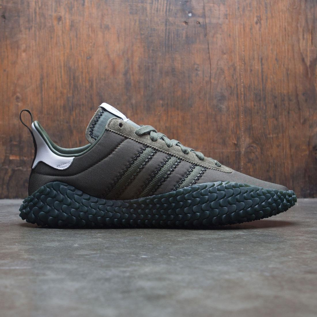 best loved 53f09 5514b Adidas x C.P. Company Men Kamanda (brown / night cargo / base green / trace  cargo)