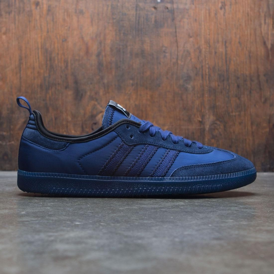 best sneakers e749a dad48 Adidas x C.P. Company Men Samba (blue / dark blue / night sky / dark purple)