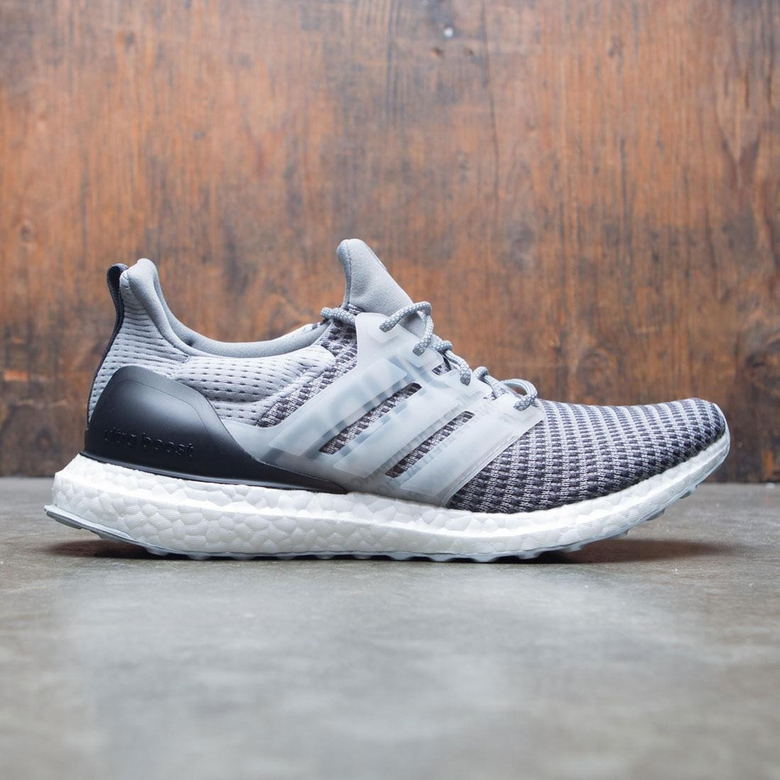 reputable site e5651 30cbb Adidas x Undefeated Men UltraBOOST (gray / shift grey / cinder / utility  black)
