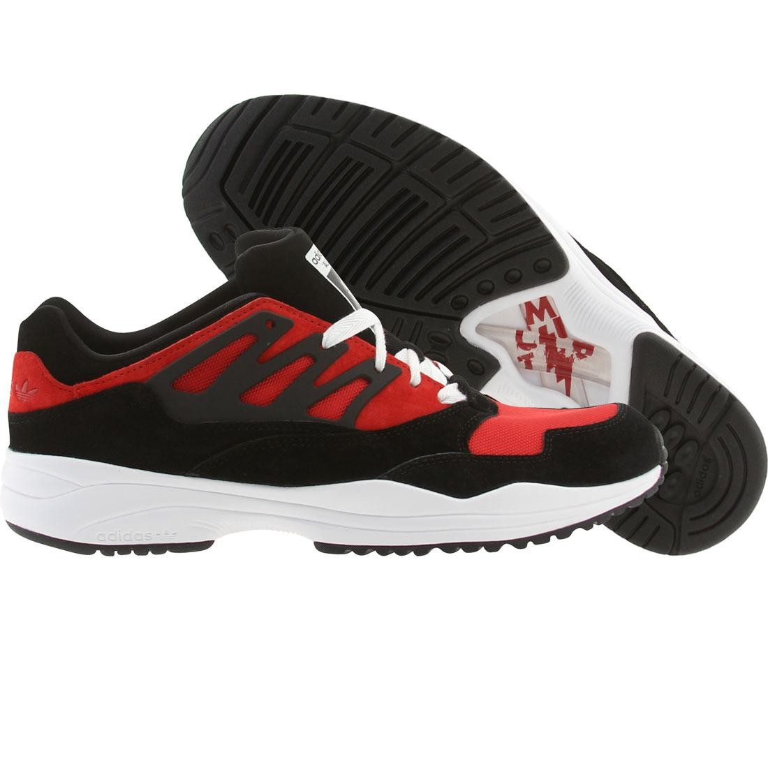 half off 4cc6a e9c8e Adidas Men MCN Torsion Allegra 84-Lab - Kazuki Kuraishi (red / colred /  black / runninwhite)