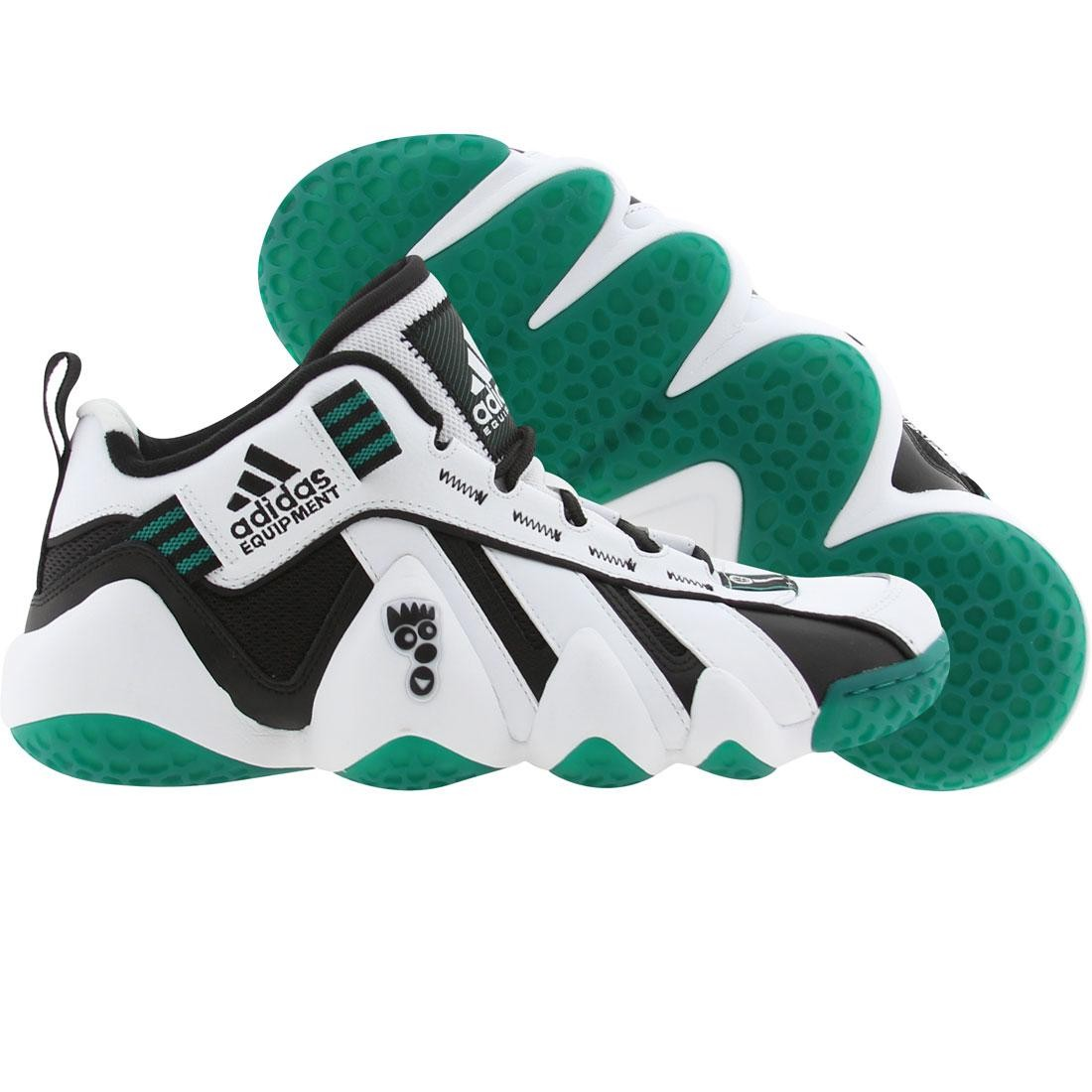 official photos 3312a e60f7 Adidas Men EQT Key Trainer - Keyshawn Johnson (black / runninwhite / subgrn)
