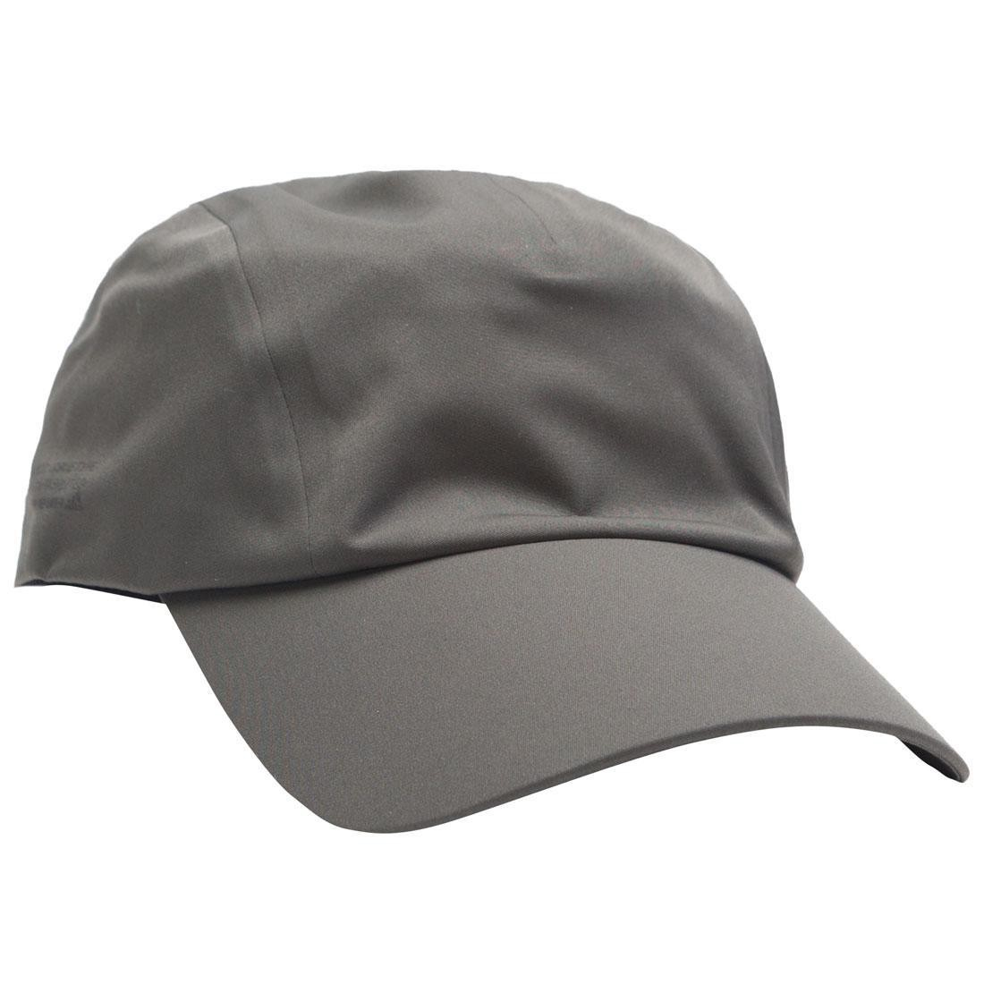 Adidas x Undefeated Running Hat (gray / cinder / utility black)