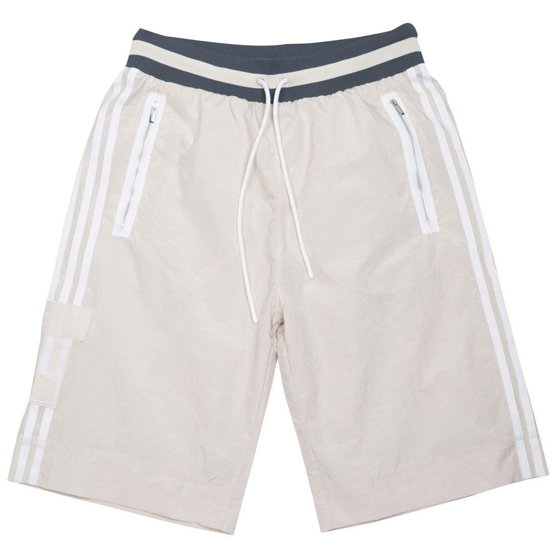 Adidas x Bristol Studio Men Heavy Shorts (beige / clear brown / white / bold onix)