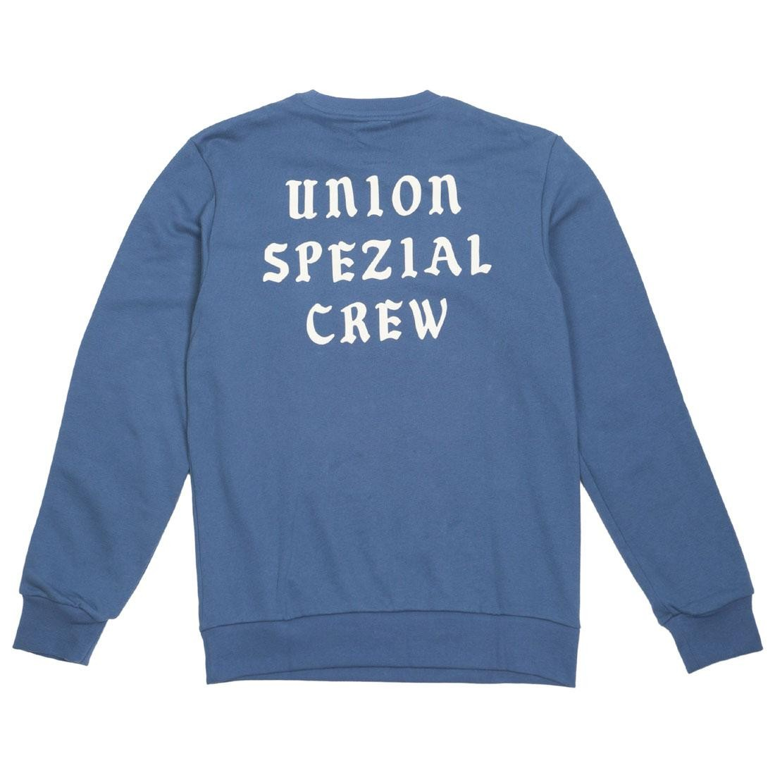 Adidas SPEZIAL x UNION LA Men Union Crew (blue / dark blue)