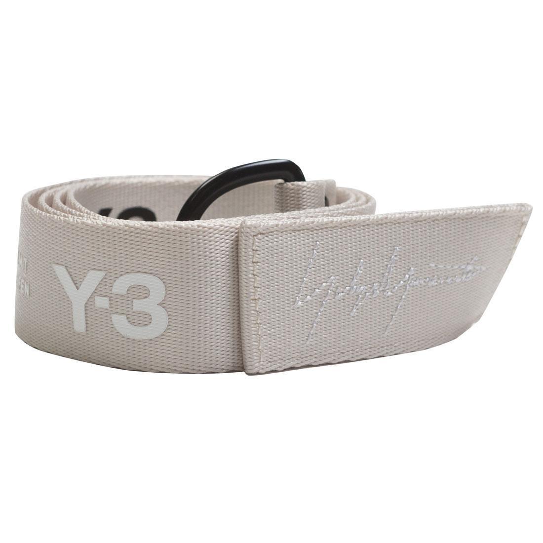 Adidas Y-3 Y3 Street Belt (white)