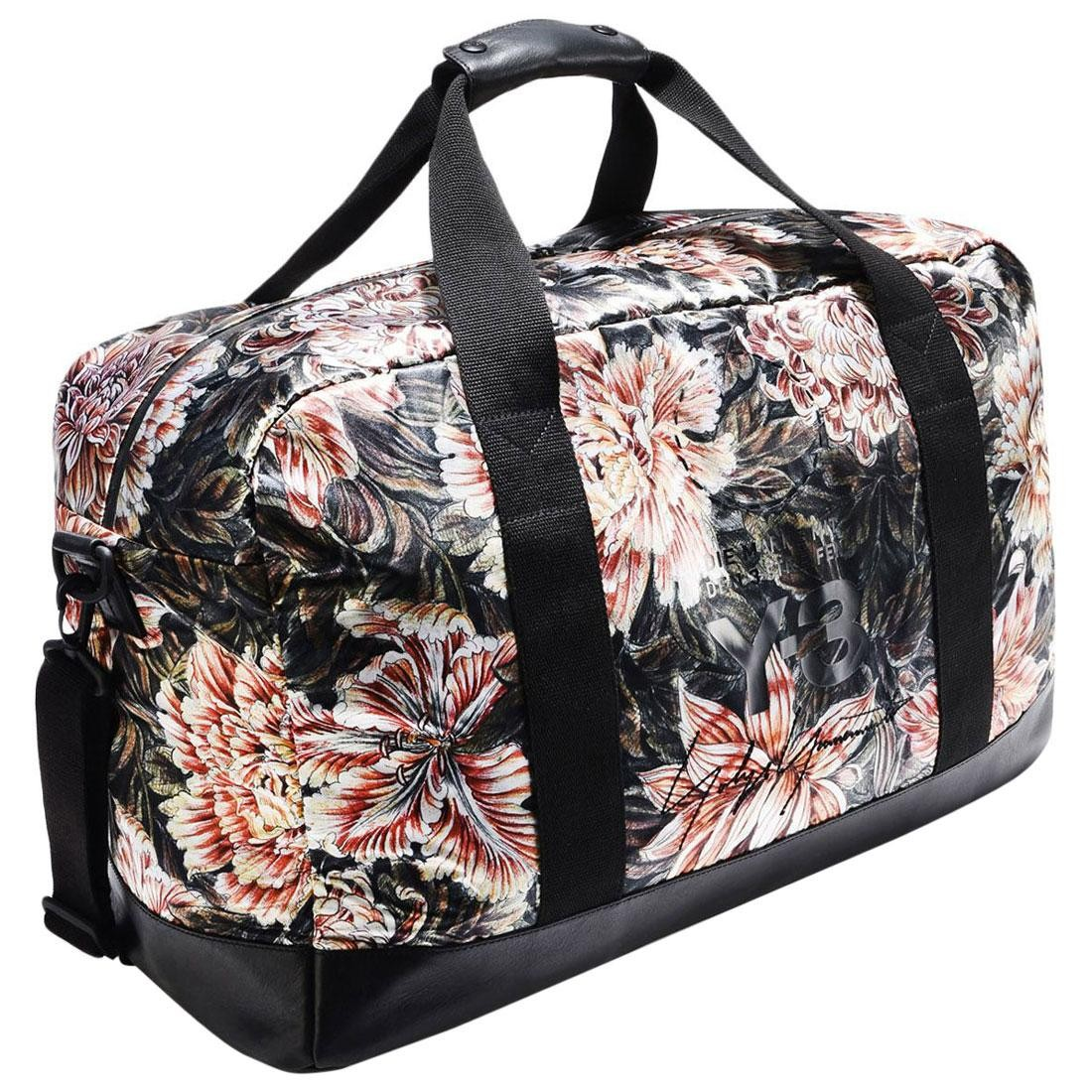 Adidas Y-3 Allover Print Weekender Bag (multi / aop apogee)