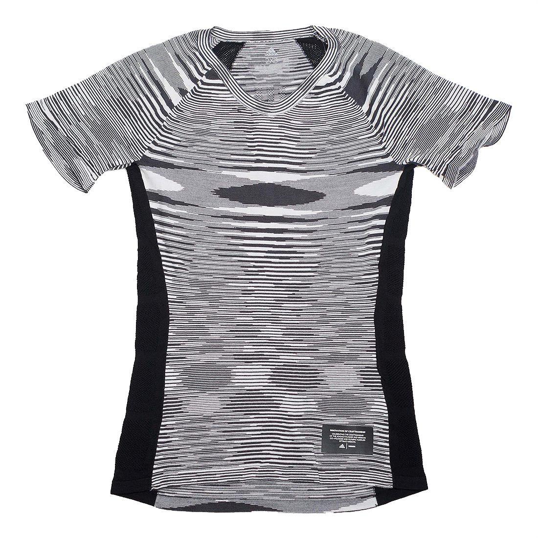 Adidas x Missoni Women City Runners Unite Tee (black / dark grey / white)