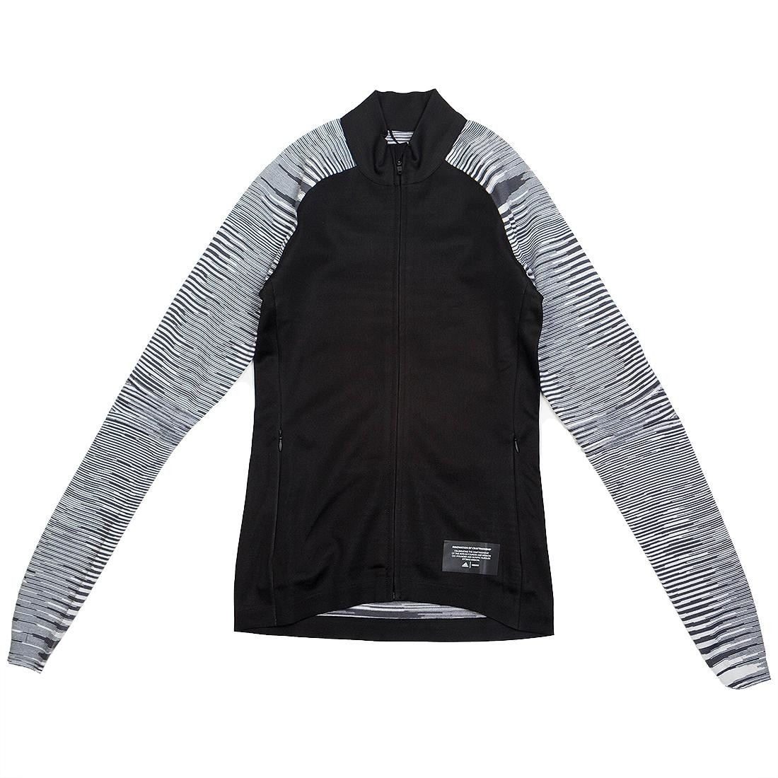 Adidas x Missoni Women PHX Jacket (black / dark grey / white)