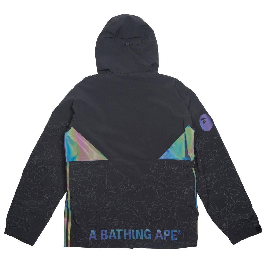 b0954178fdd4 ... Adidas x BAPE Men Snow Jacket (black) ...