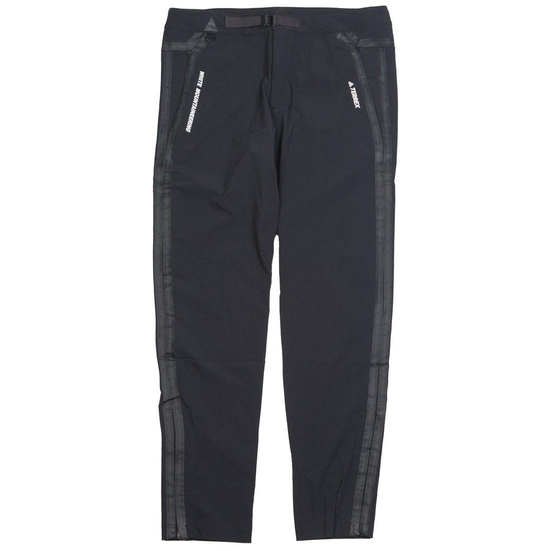 Adidas x White Mountaineering Men WM Slim Pants (black)