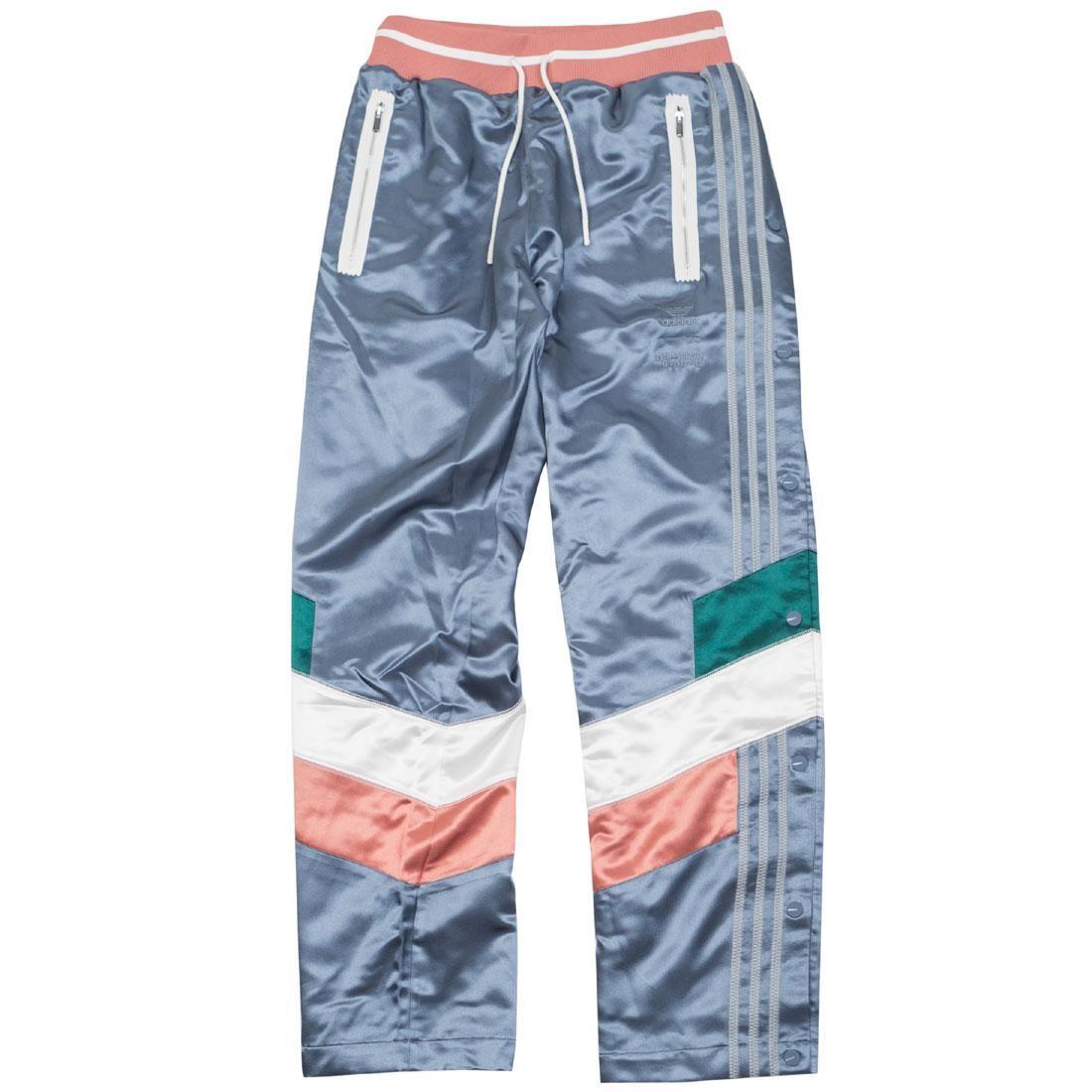 Adidas x Bristol Studio Men Pants (blue / raw steel)