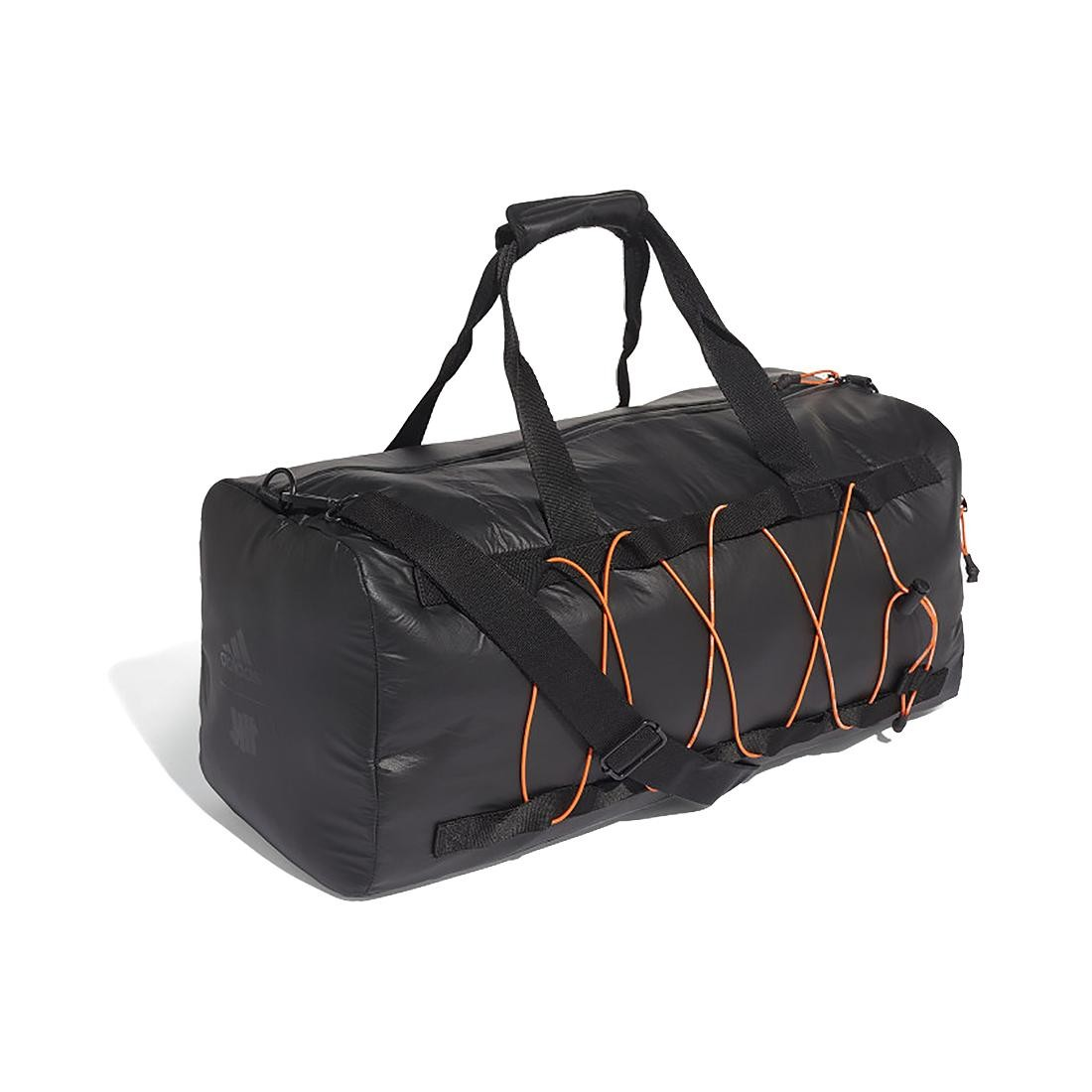 Adidas x Undefeated Gym Duffle Bag (black)