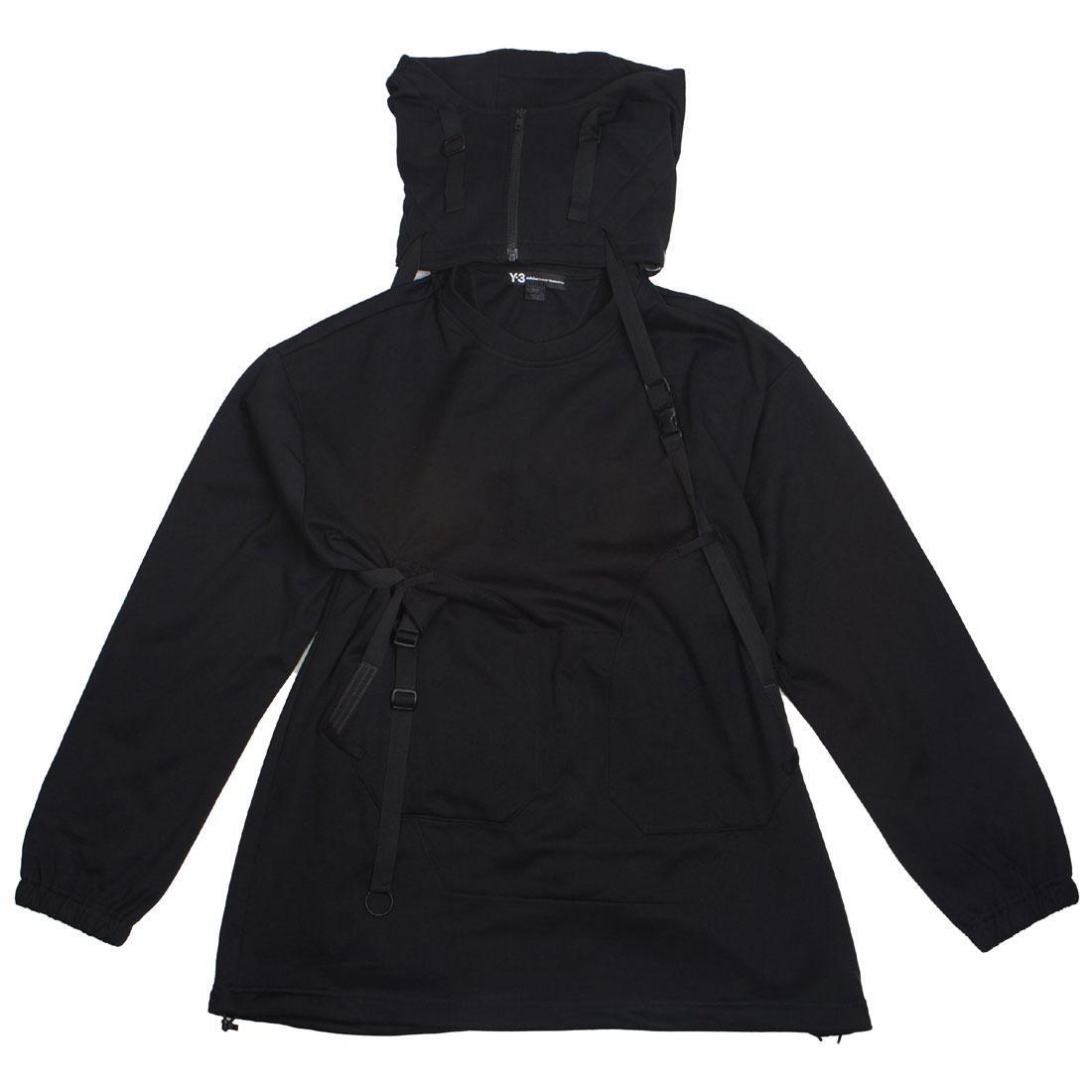Adidas Y-3 Men Parachute Hoodie (black)