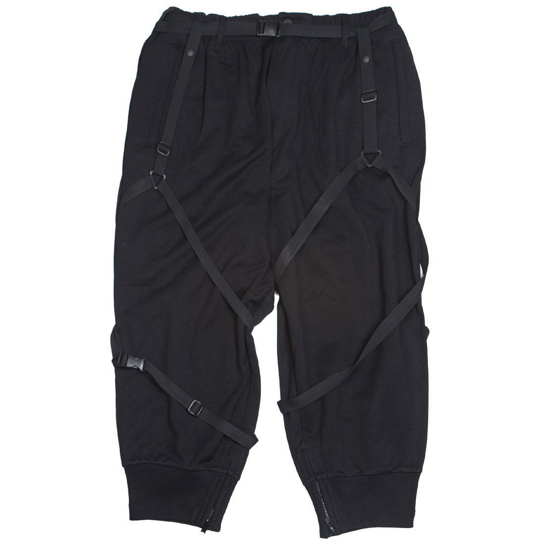 Adidas Y-3 Men Parachute Cropped Pants