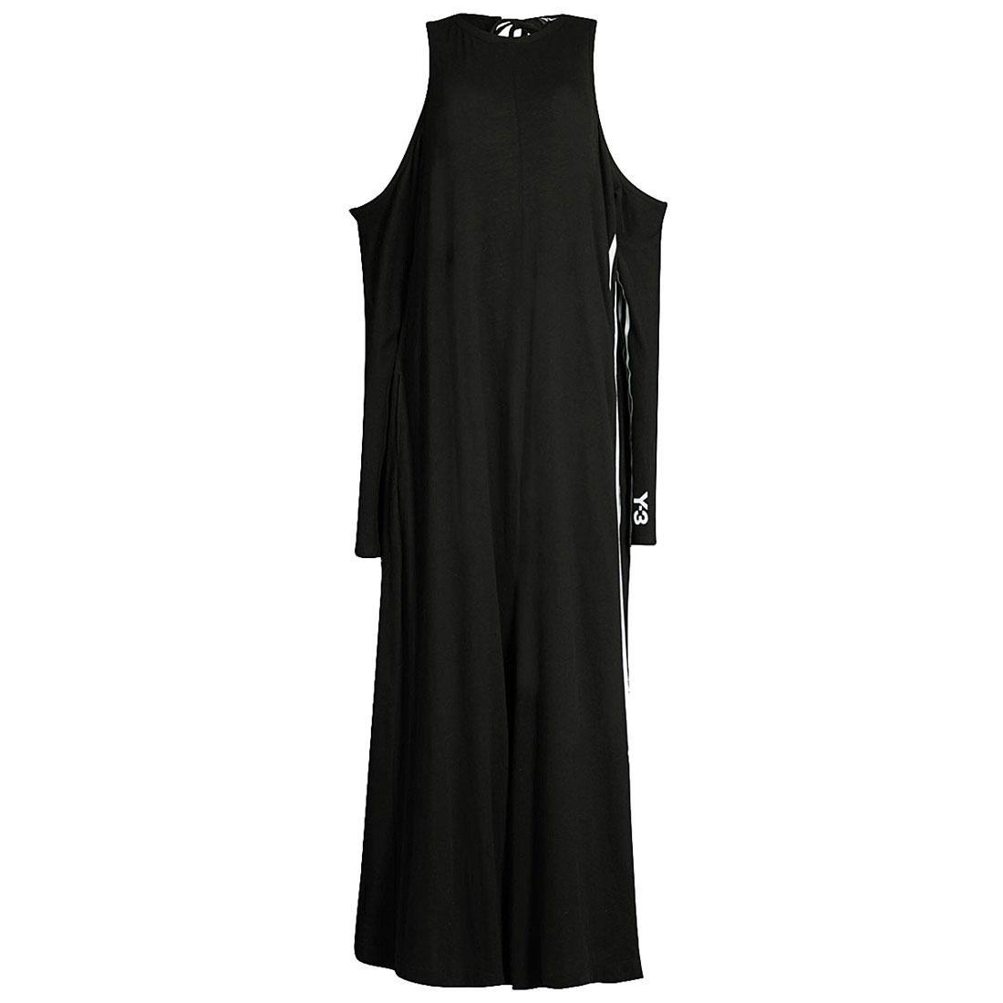 Adidas Y-3 Women Crepe Jersey Yohji Jumpsuit (black)