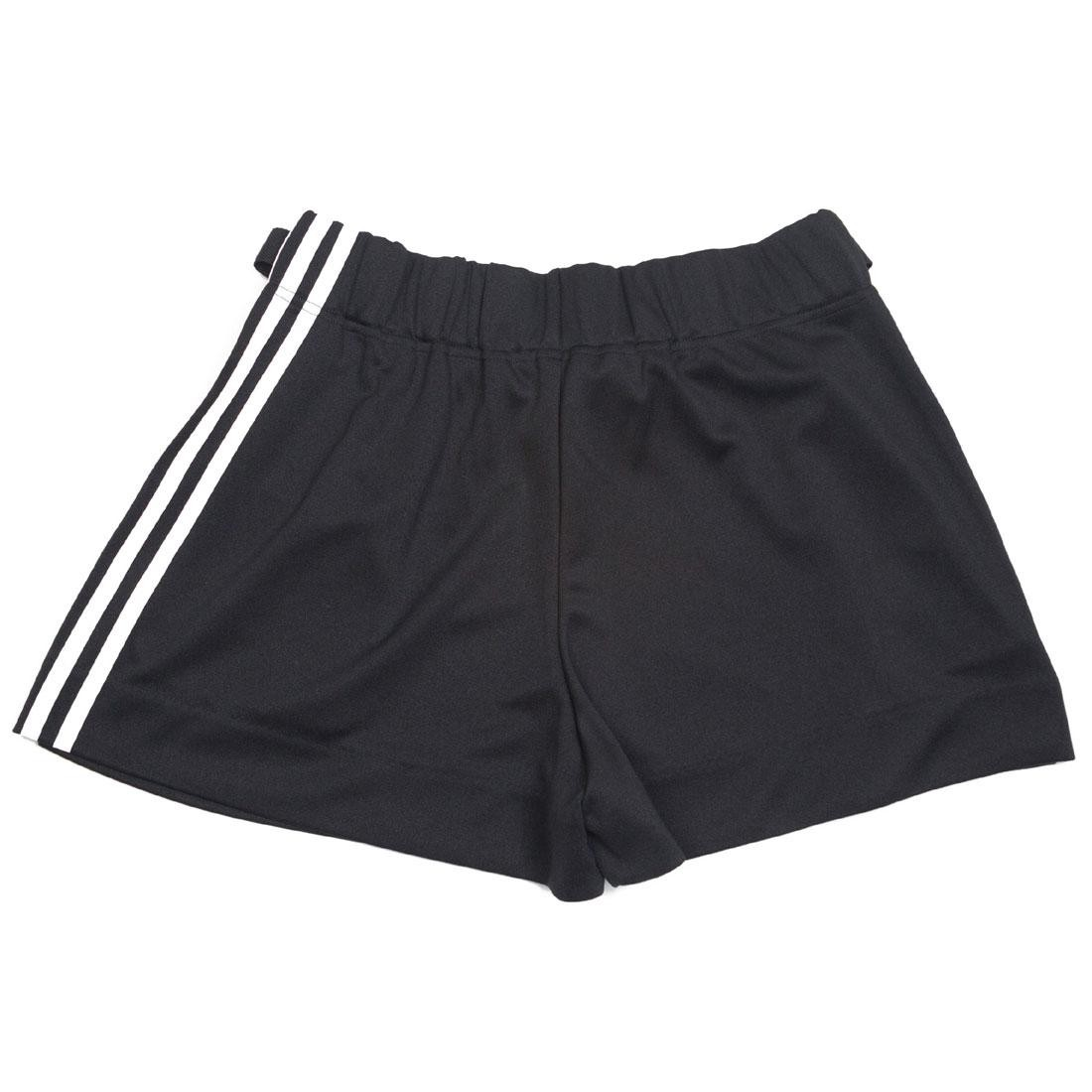 Adidas Y-3 Women 3 Stripes Track Shorts (black)