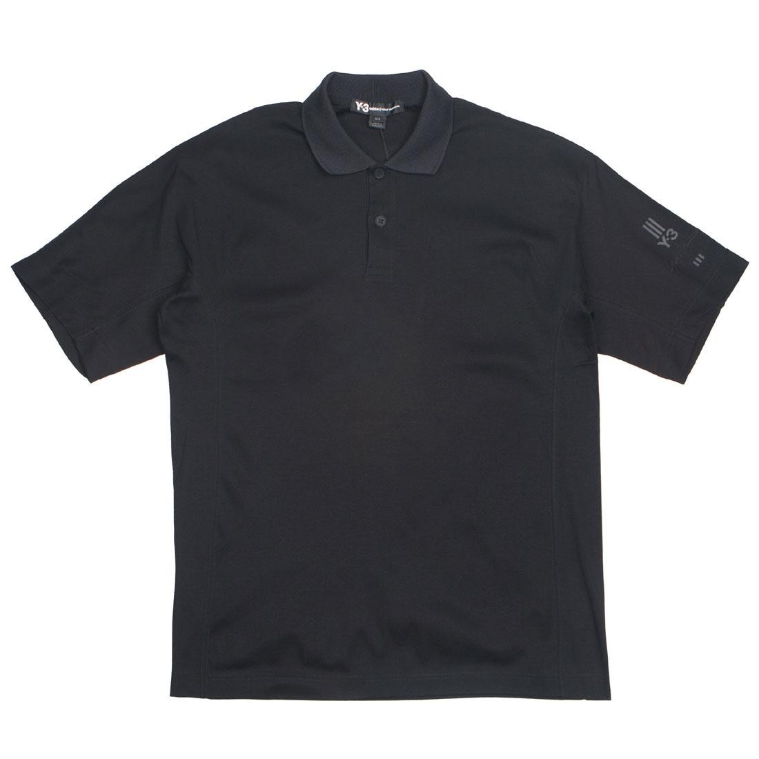 Adidas Y-3 Men New Classic Polo (black)