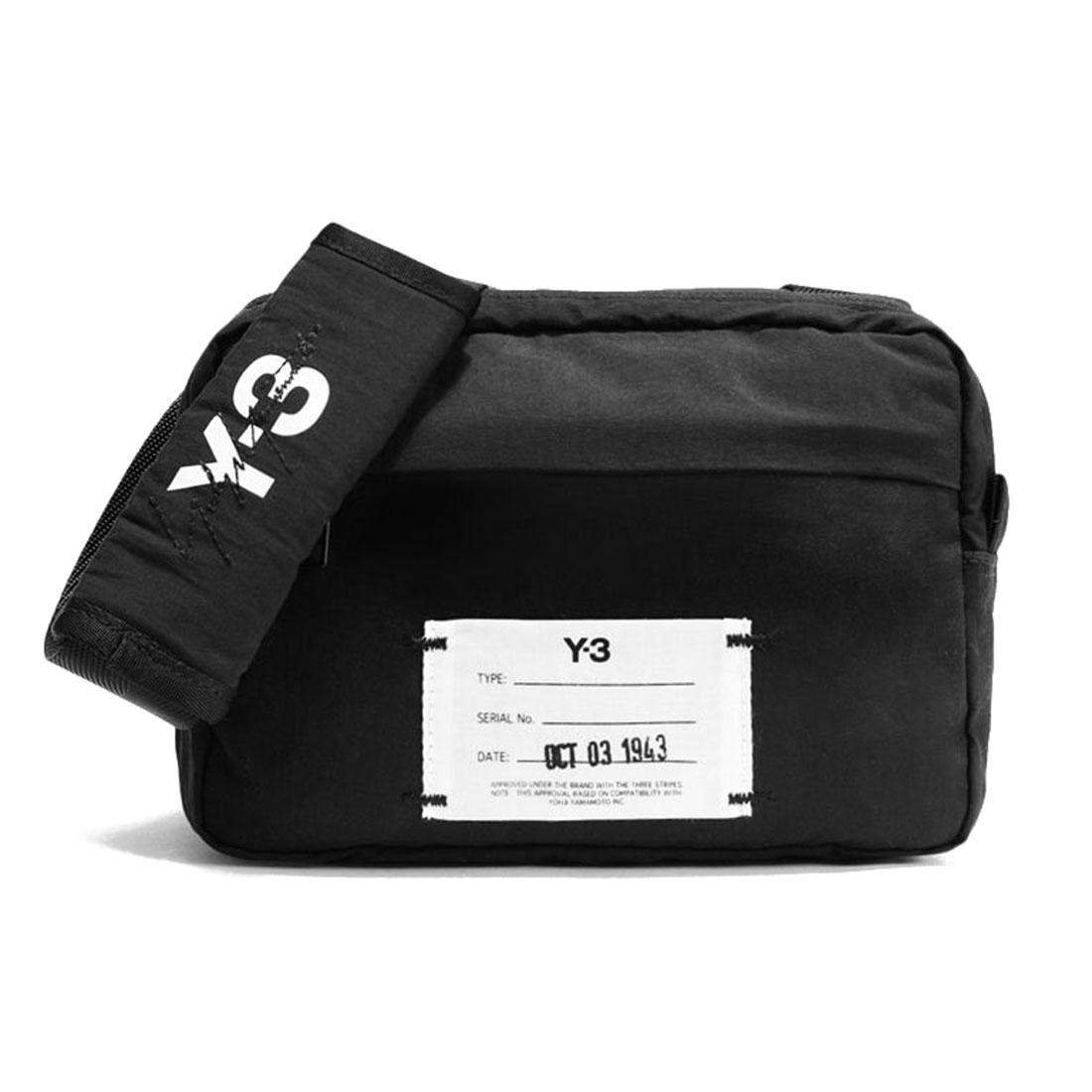 Adidas Y-3 Multi Pocket Shoulder Bag (black)