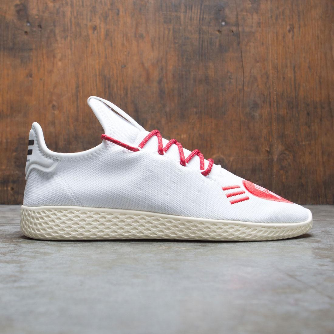Adidas x Pharrell Williams Men Tennis HU Human Made white