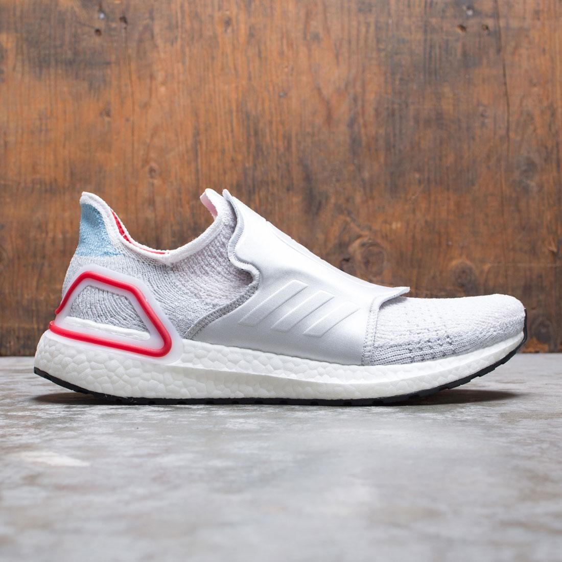 Adidas Consortium x DOE Men UltraBOOST 19 (white / chalk white / power red)