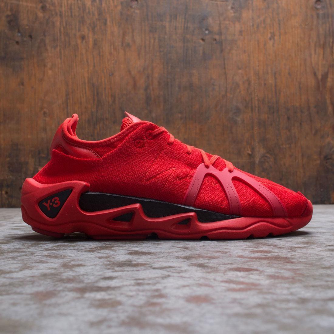 Adidas Y-3 Men FYW S-97 red black