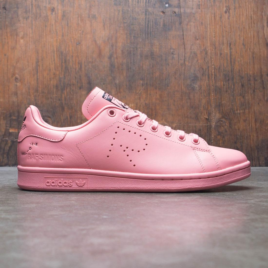 newest f48db 6cf0a Adidas Raf Simons Men RS Stan Smith (pink / tactile rose / bliss pink /  footwear white)
