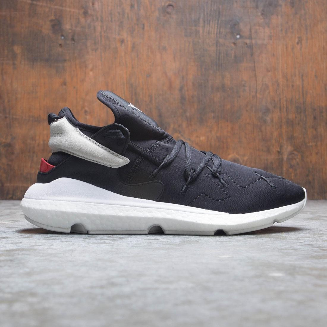 31fe31ff3 Adidas Y-3 Men Kusari II black red footwear white