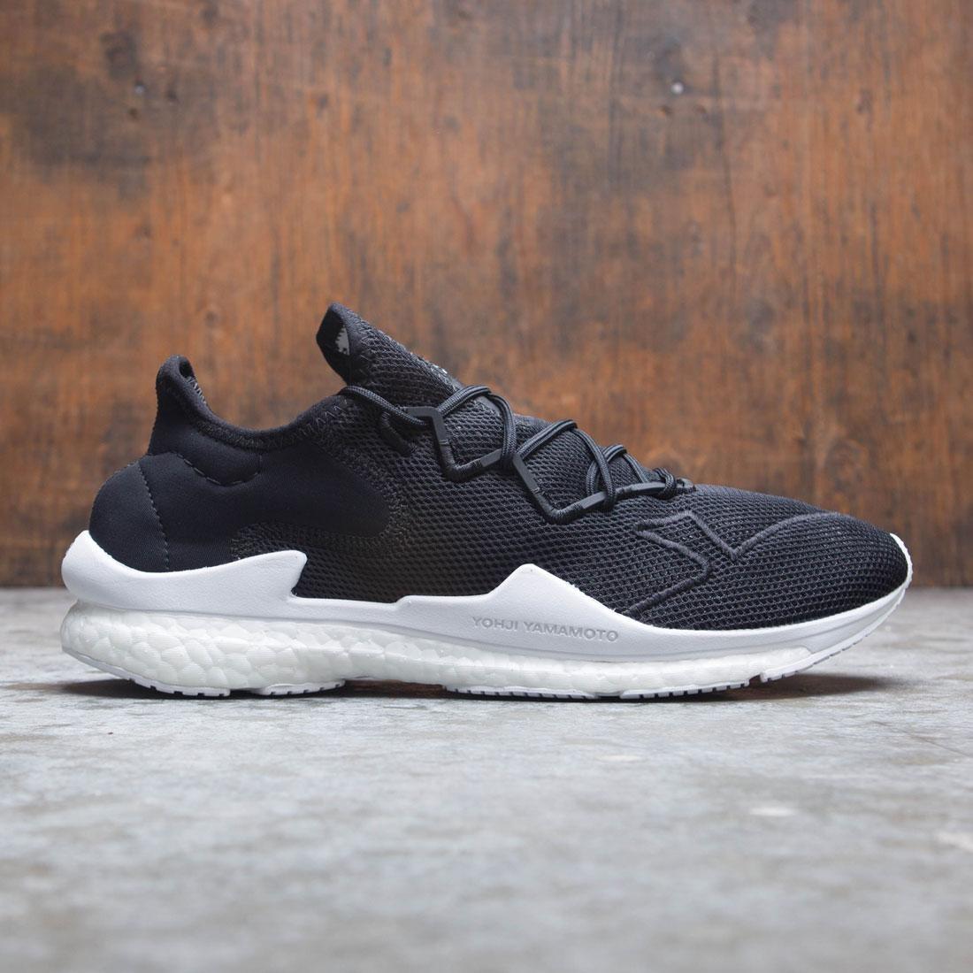 d63330a46cc8 Adidas Y-3 Men Adizero Runner black core black footwear white