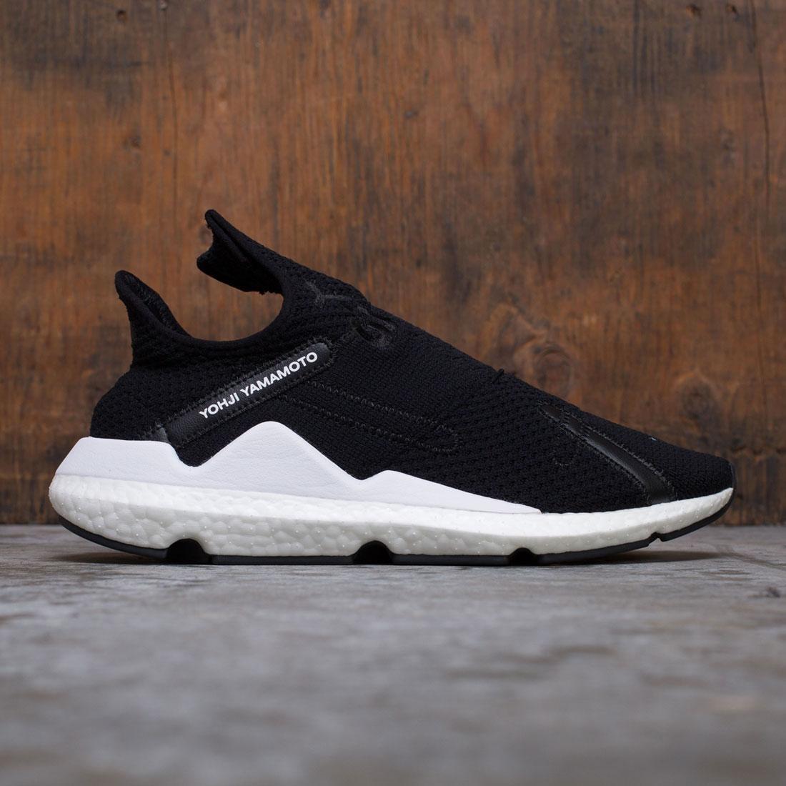 Adidas Y-3 Men Reberu (black / core black / footwear white)