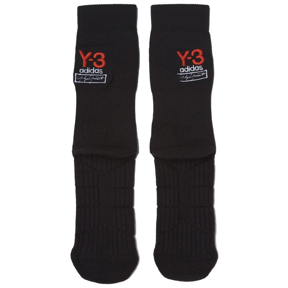 Adidas Y-3 Men Logo Socks (black)