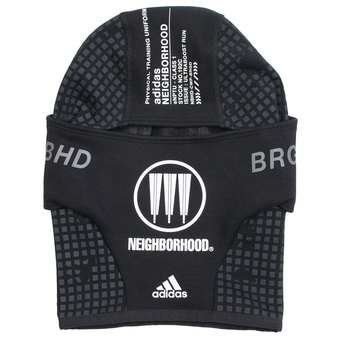 Adidas x Neighborhood NBHD Balaclava Ski Mask (black)