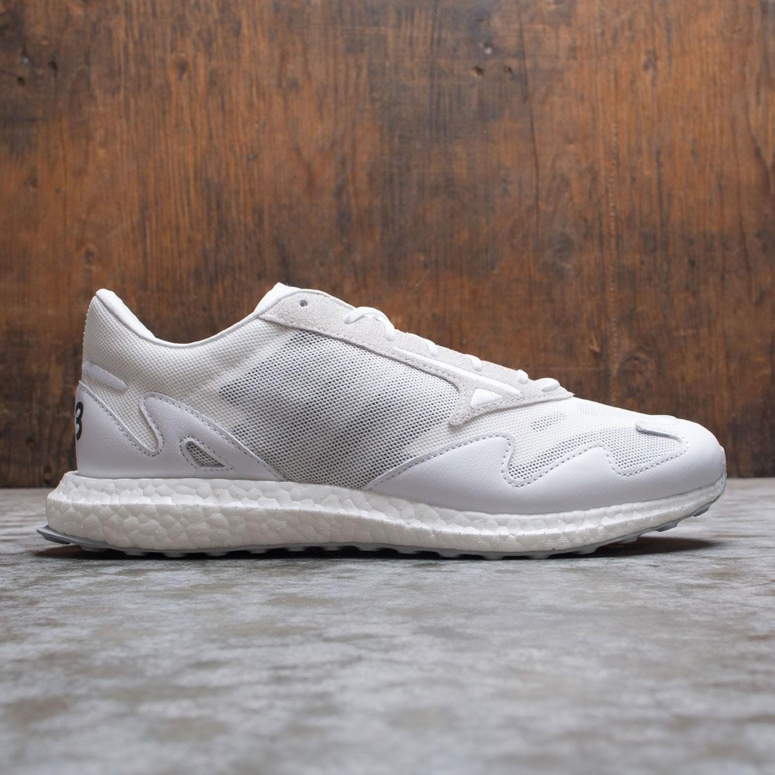 Adidas Y-3 Men Rhisu Run (white / black)