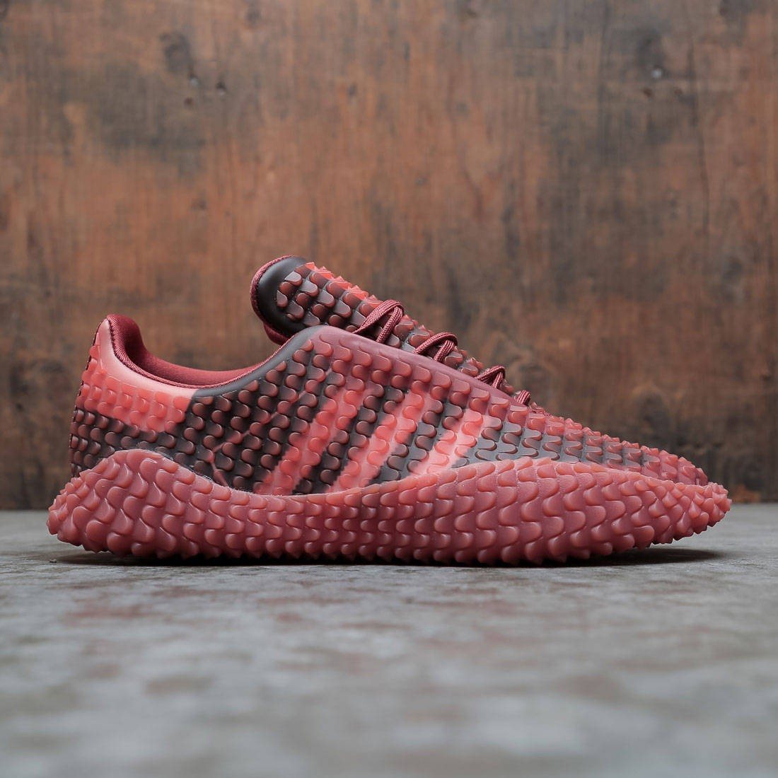 Adidas x Craig Green Men Graddfa AKH (burgundy / core black / collegiate burgundy)