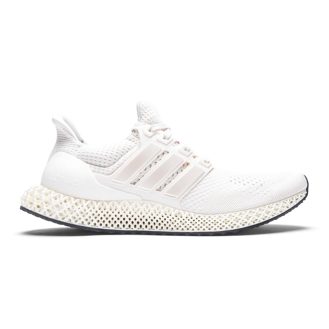 Adidas Men Ultra4D (white / core white)