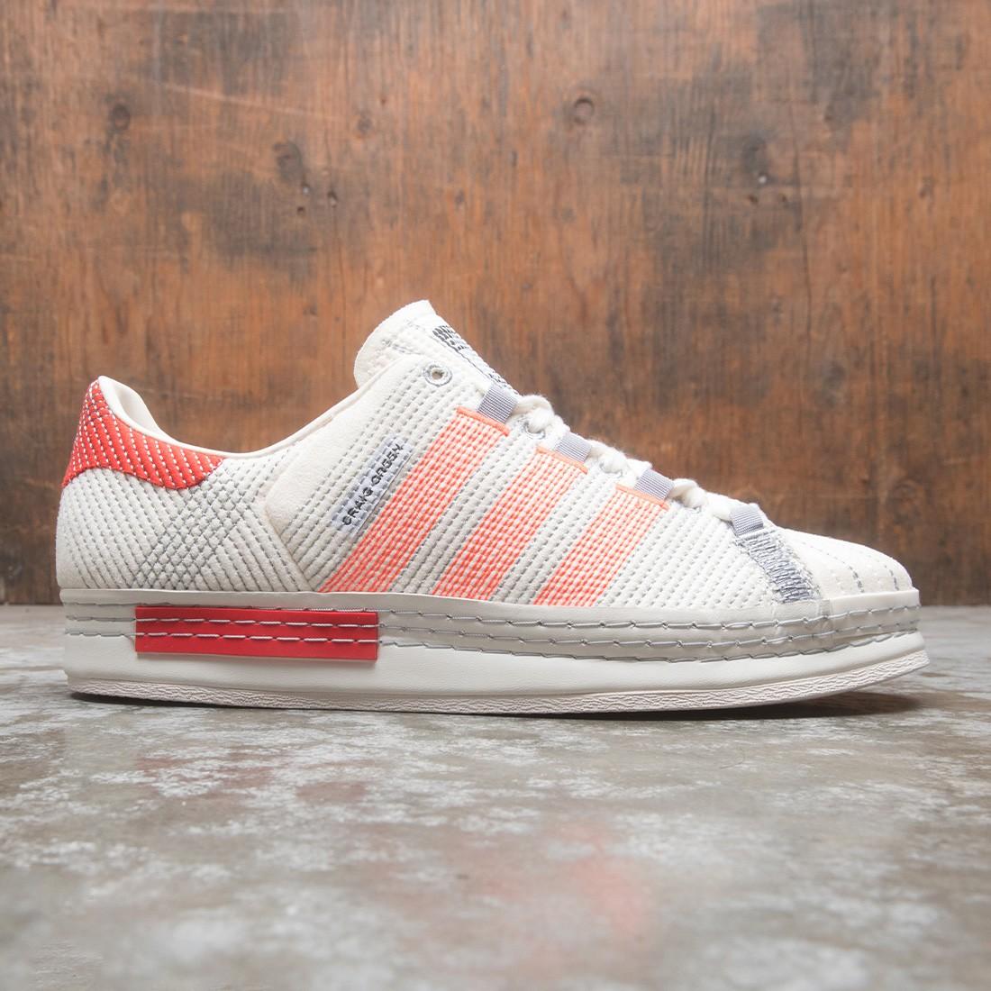 Adidas x Craig Green Men Superstar (white / bright red / grey three)