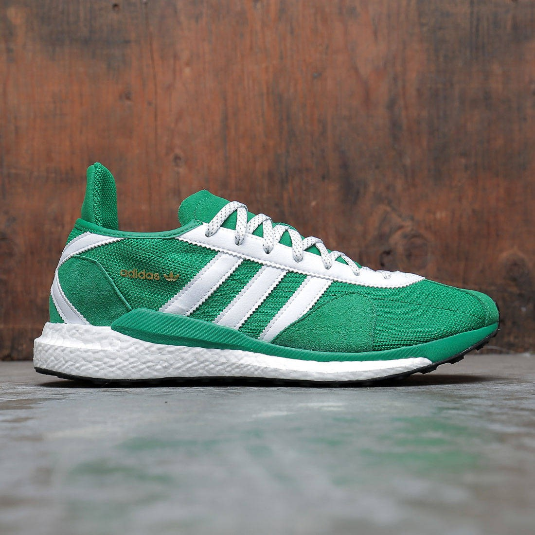 Adidas x Human Made Men Tokio Solar (green)