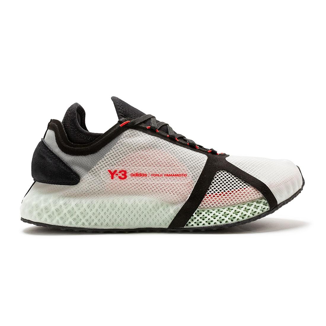 Adidas Y-3 Men Runner 4D IOW (beige / clear brown / black / red)